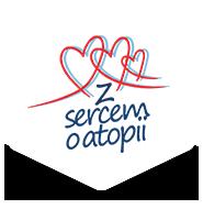 Z Sercem O Atopii - Logo